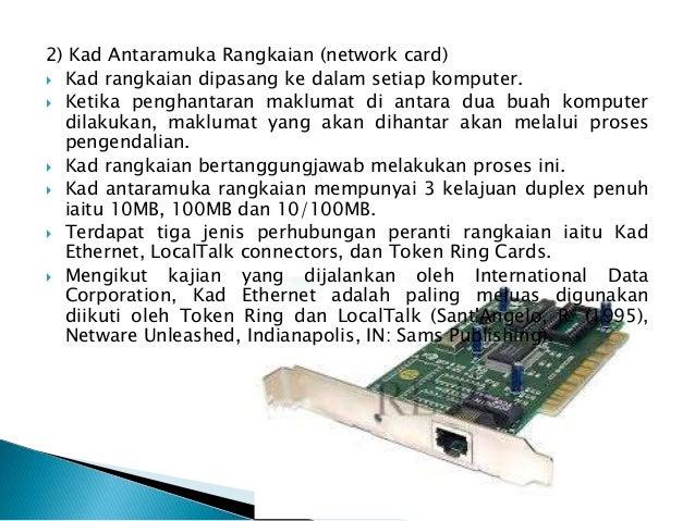 Rangkaian Komputer Dan Internet