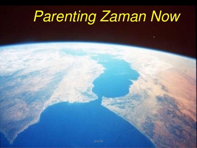 Parenting Zaman Now 1jari/18