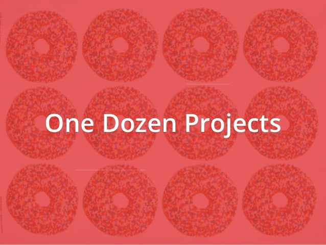 Lean UX Lessons Learned from One Dozen Projects Slide 2