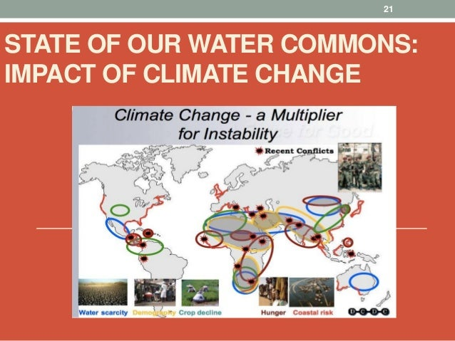 impact of climate change on water How is climate change impacting the water cycle  so how does climate change impact the water cycle we've created an infographic below that illustrates what's going on, but we'll describe it here too put simply, water evaporates from the land and sea, which eventually returns to earth as rain and snow  download our climate change.