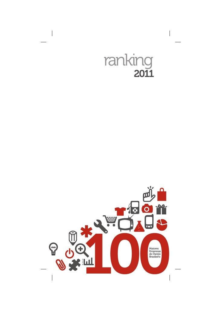 ranking    2011100    Maiores       Empresas       do Varejo       Brasileiro