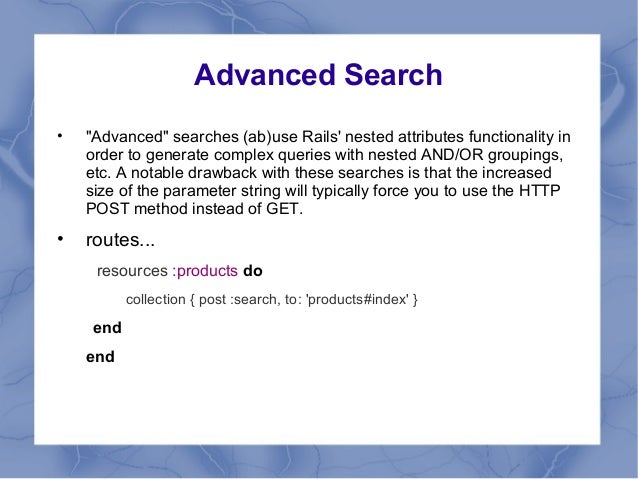 Rails validating search params