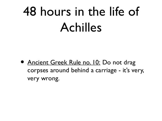 the rage that drives achilles Who is patroclus in the iliad  patroclus's death drives achilles into an emotional rage that leads to a series of events and many deaths,.