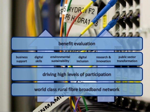 DWS16 - Future networks forum - Ranulf Scarbrough, BT Superfast