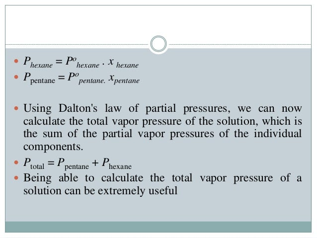 how to find vapour pressure correlation
