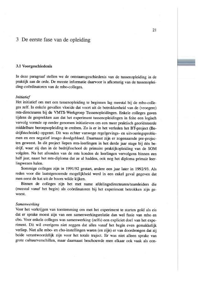 Geert Driessen, Paul den Boer, Ben Hovels & Ed Smeets (1995). De tuss…