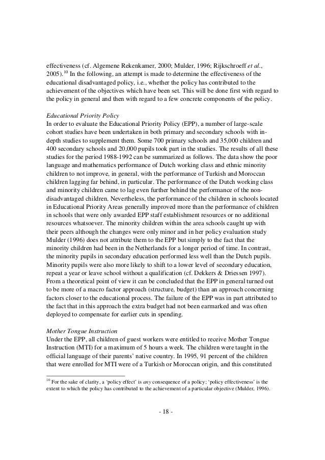 Geert Driessen (2008) Towards citizenship education in the
