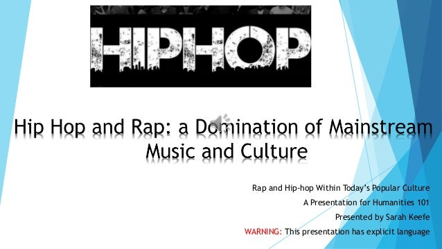 """hip hop and todays culture essay The evolution of hip-hop [1979 - 2017] hip-hop universe  old school """"hip-hop"""" has music based prevalently on african american culture."""