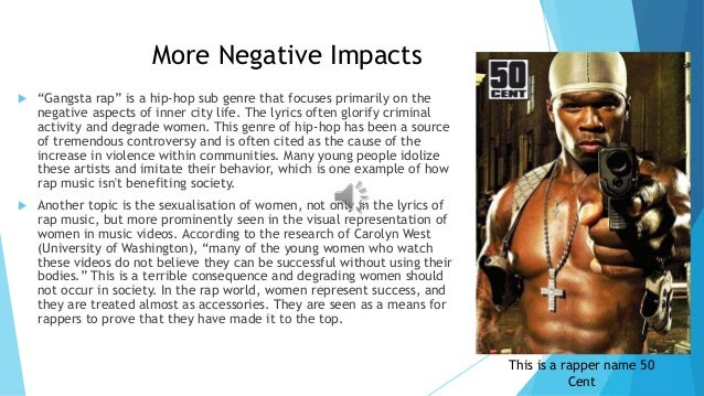 effects of rap music on the brain