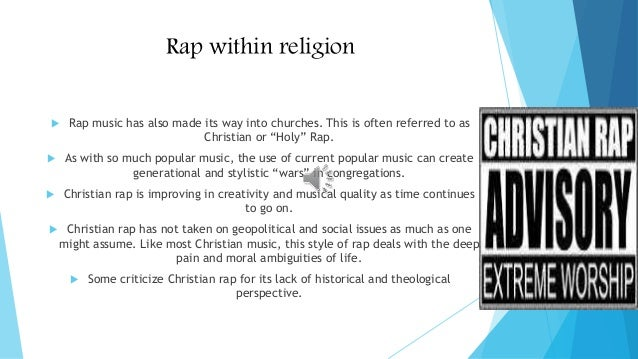 Hip hop culture essay