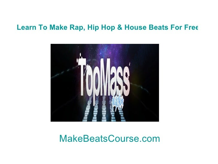 Where to find beat making software – page design pro.