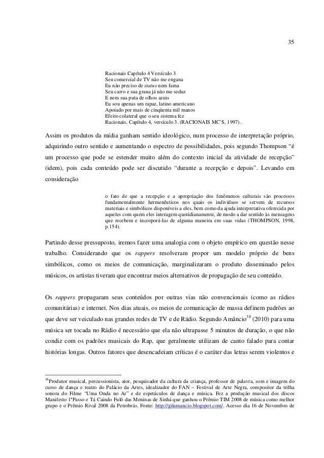 4 RACIONAIS 3 DO MUSICA CAPITULO BAIXAR VERSICULO