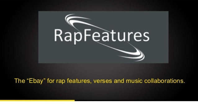 "The ""Ebay"" for rap features, verses and music collaborations."