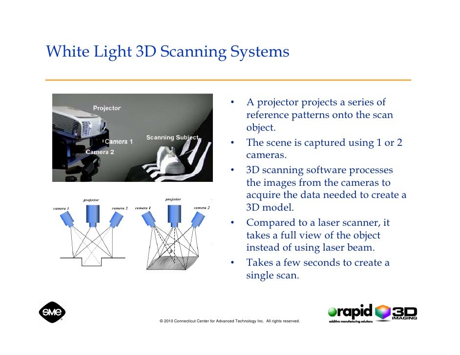 Automated Low Cost 3D Scanning