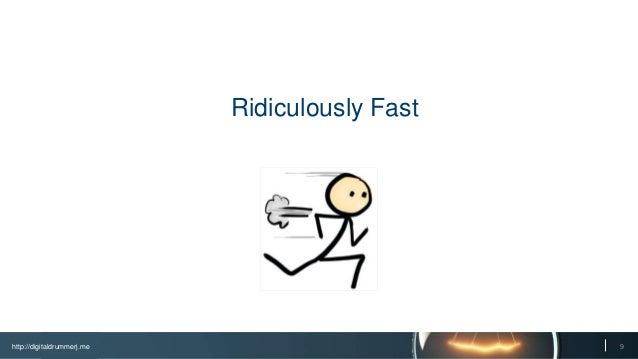 http://digitaldrummerj.me 9 Ridiculously Fast