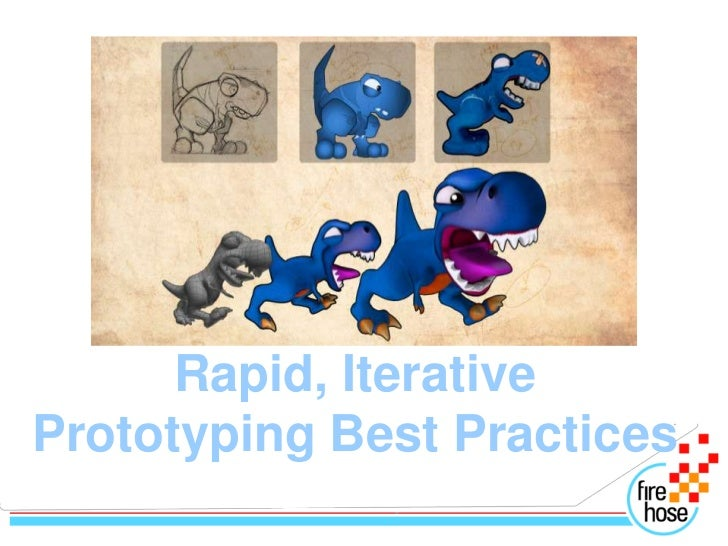 Rapid, IterativePrototyping Best Practices