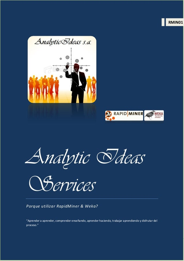 Analytic Ideas Services                                               Solutions for you….                                 ...