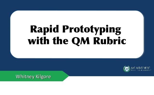 Principles of EffectivePrinciples of Effective Online Course DesignOnline Course Design Whitney KilgoreWhitney KilgoreWhit...