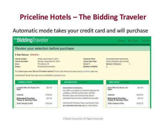 Rapid Travel Chai: Hotwire and Priceline - Chicago Seminars 2013