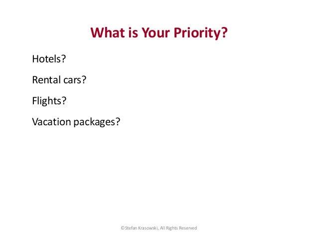 Rapid Travel Chai: Hotwire and Priceline - Chicago Seminars 2014 Slide 3