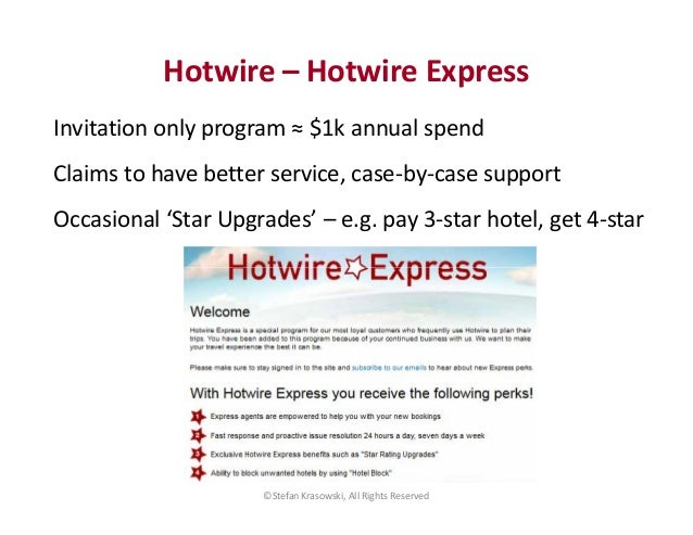 Rapid Travel Chai: Hotwire and Priceline - Chicago ...