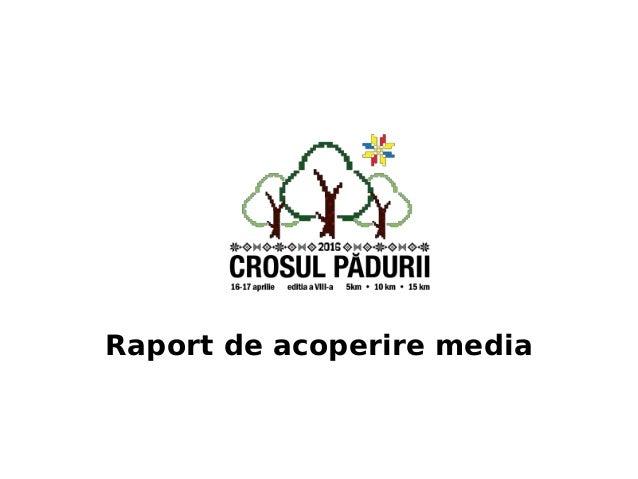 Raport de acoperire media
