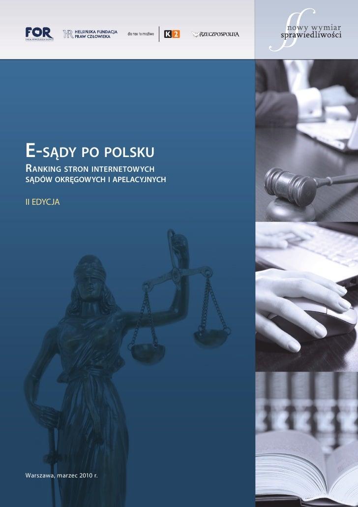 E s dy po polsku 2009 for Farcical po polsku