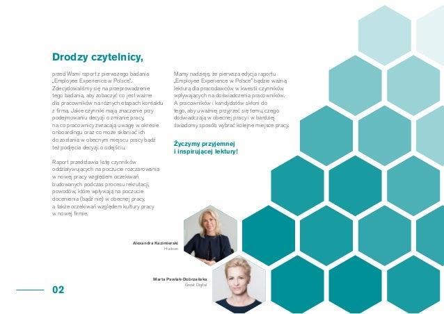 Raport employee experience w Polsce 2017 Slide 2