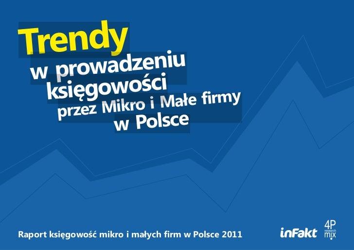 Trendy zeniu  w  d    prowa        owości ałe firmy   księg ro i M        przez Mik                     w PolsceRaport ksi...