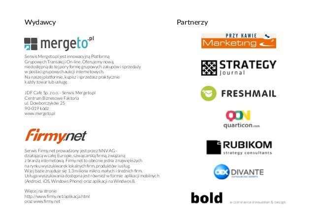 Raport marketing doswiadczen_2013 Slide 2