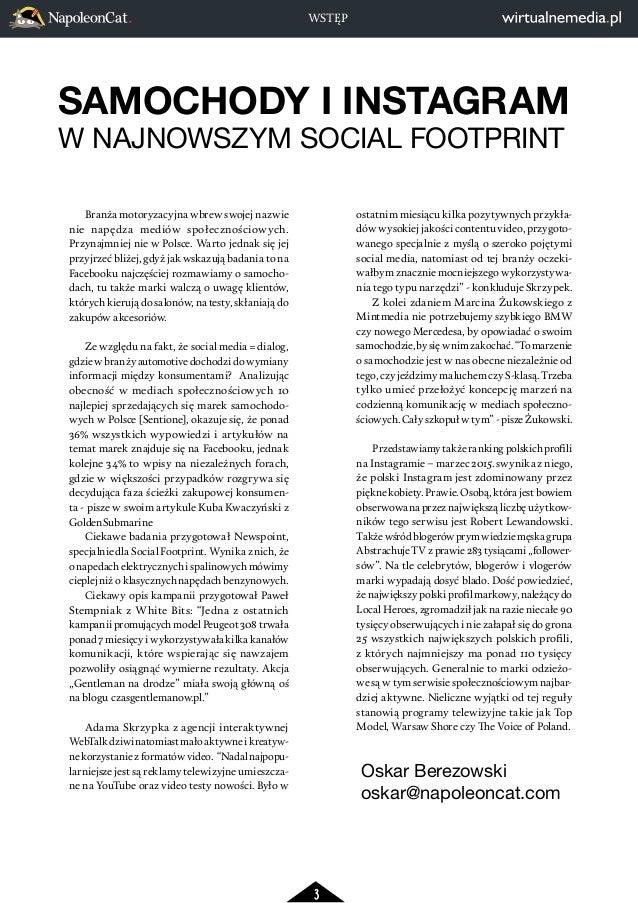 Social Footprint 2015 Slide 3