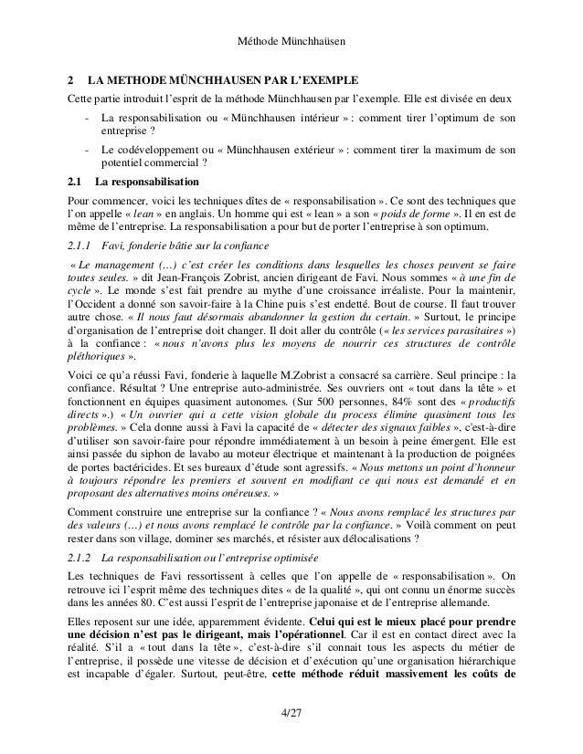 Rapport sur la transformation de l 39 entreprise m thode for Exemple de reglement interieur entreprise