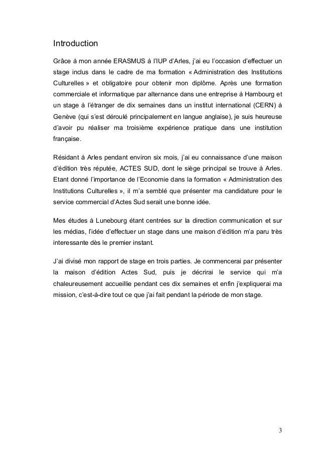 IntroductionGrâce à mon année ERASMUS à l'IUP d'Arles, j'ai eu l'occasion d'effectuer unstage inclus dans le cadre de ma f...