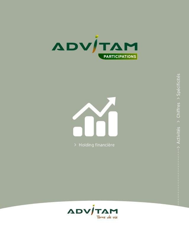 yActivitésyChiffresySpécificités y Holding financière