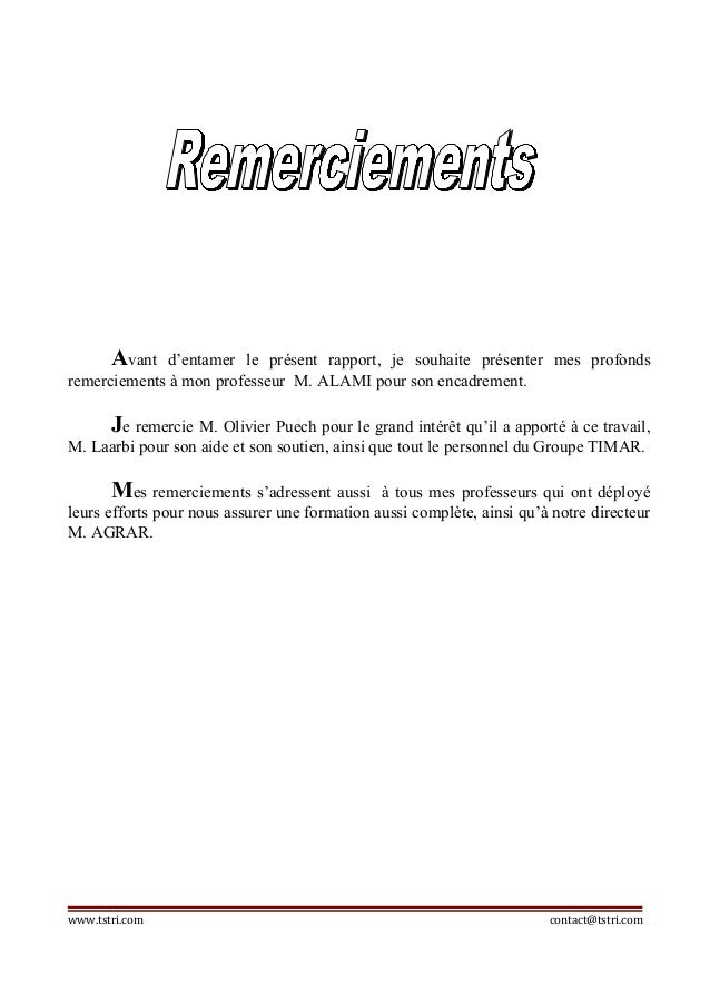 Mail remerciement acceptation formation