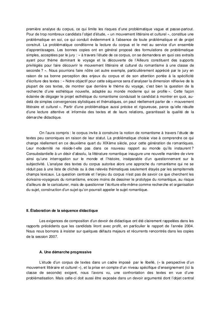doivent être conservés tout au long de l'étude des textes. La proposition qui suit est donc uneapproche possible, parmi d'...
