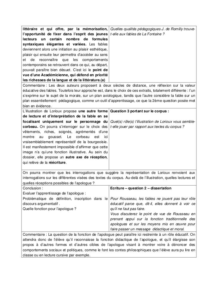 Rapport Capes interne 2007