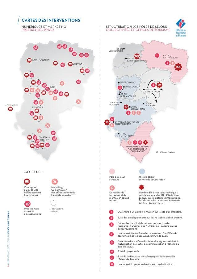Rapport activites aisne tourisme 2015 - Office de tourisme de soissons ...