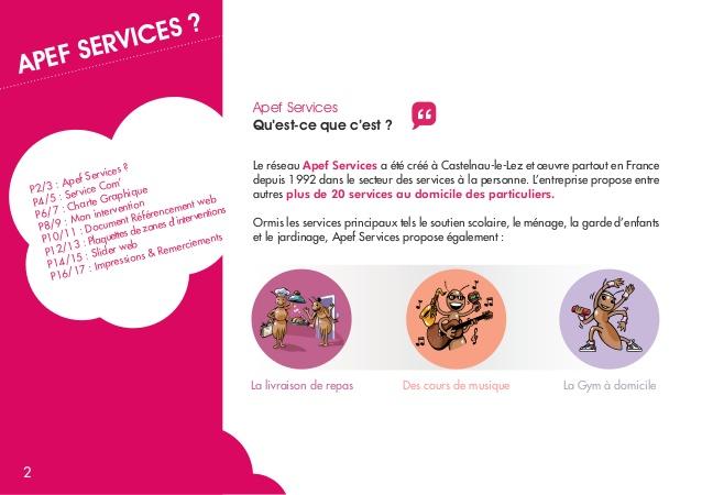 Top Rapport de Stage - Apef Services HE93