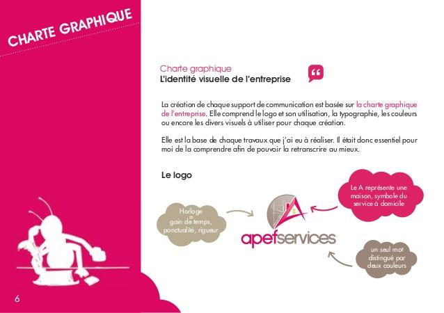 Exceptionnel Rapport de Stage - Apef Services BS94