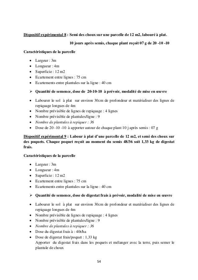 Exemple de CV charge d'etudes en valorisation agricole des dechets