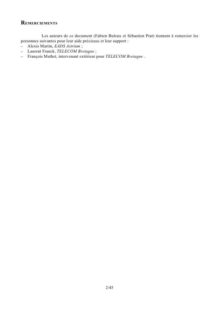 Rapport Choix Espace Orbital Slide 2