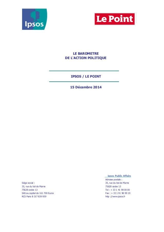 Adresse postale :  Siège social :  35, rue du Val de Marne  35, rue du Val de Marne  75628 cedex 13  75628 cedex 13  Tel :...