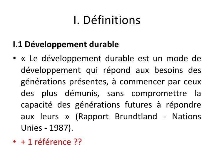 Rapport D'étape CDD Slide 3