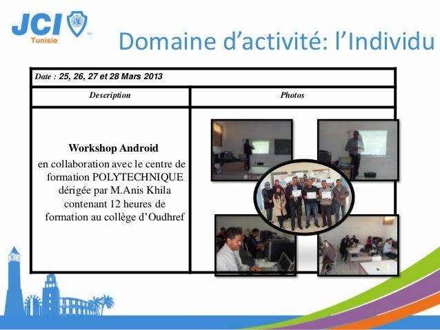 Date : 27 Janvier 2013Description PhotosLa première réunion desprésidents de la ZONE EEn collaboration avec le comitéde la...