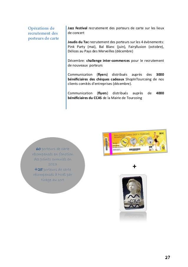 Opérations de recrutement des porteurs de carte Jazz Festival recrutement des porteurs de carte sur les lieux de concert J...