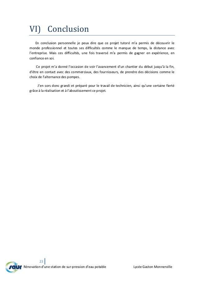 Rapport De Projet Tutor 233