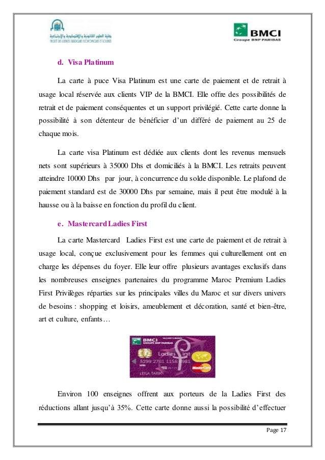 Banque marocaine du commerce ext rieur b m c for C du commerce
