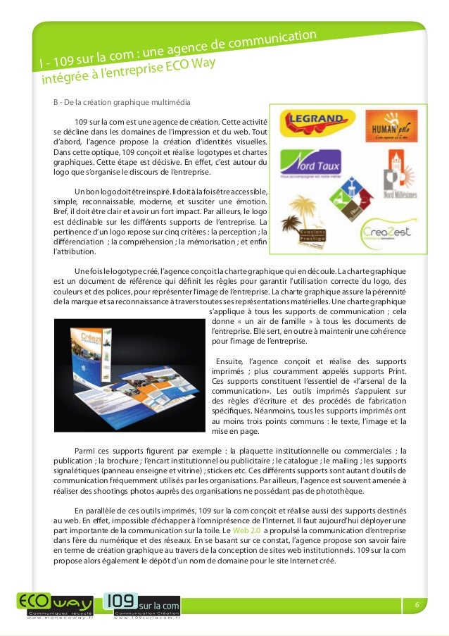 rapport de stage agence de communication pdf