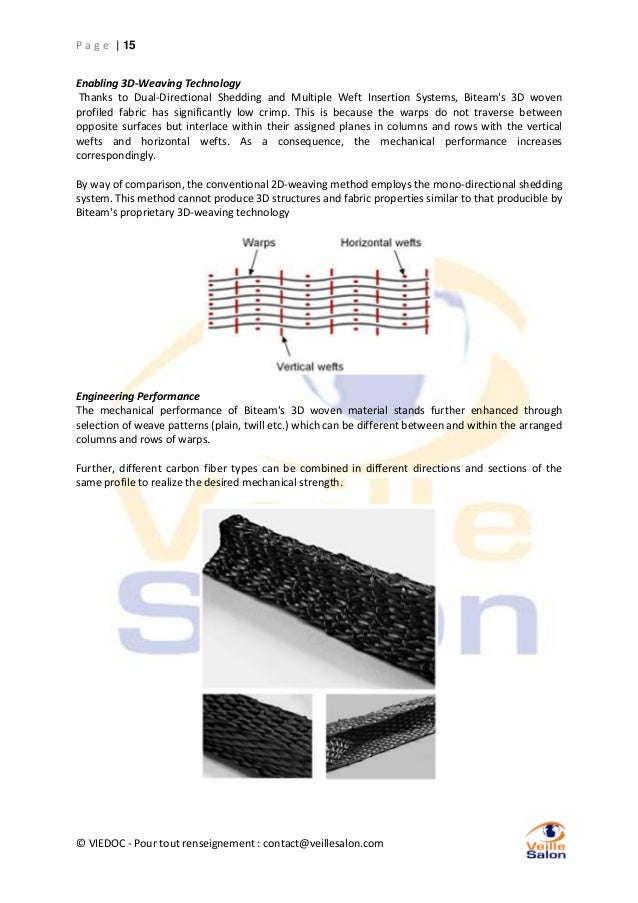 JEC Composites show Paris 2011 Intelligence Report on